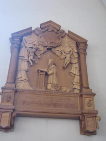 Memorial to John Dowland