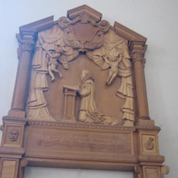 Memorial to John Dowland