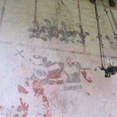 Palimpsest paintings